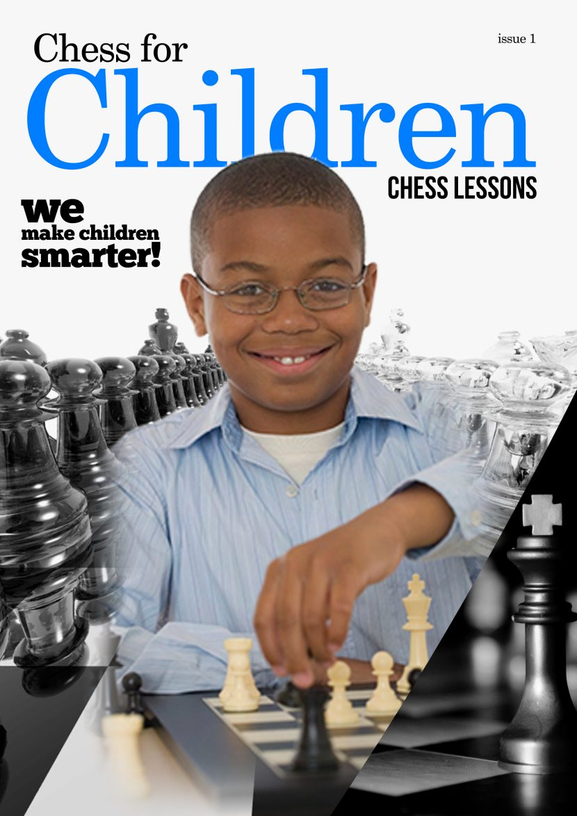 Chess for Children Magazine Issue 1