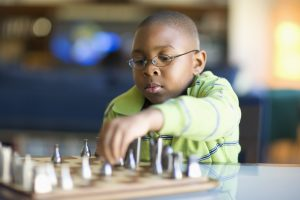 Chess makes children smarter!