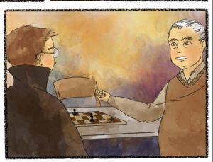 Invitation to play chess
