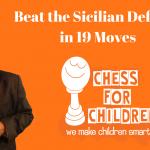 Beat the Sicilian