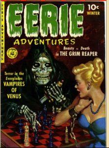 Chess Comic Grim Reaper