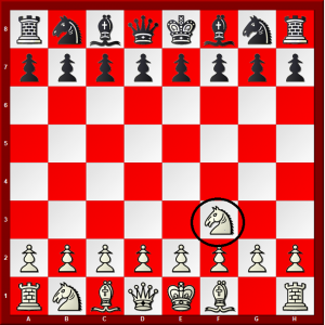 Chess Move Nf3