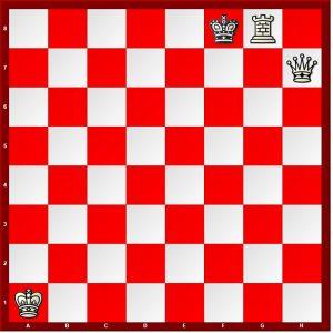 Walk Checkmate