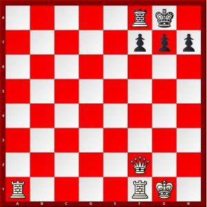 Back Rank Checkmate #3