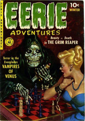 Eerie Adventures #1 Ziff- Davis