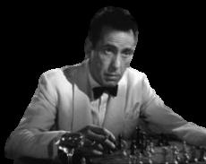 Humphey Bogart -Movie Star
