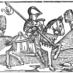 Wm Caxton Woodcut