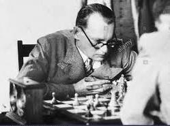 Alekhine 1936