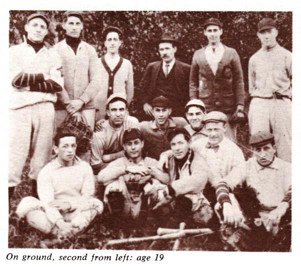 Capablanca was a baseball player at 19