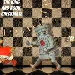 King and Rook Checkmate by NM Tyrell Harriott