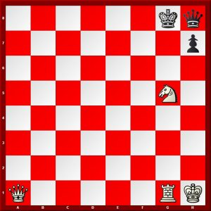 The Corner Checkmate