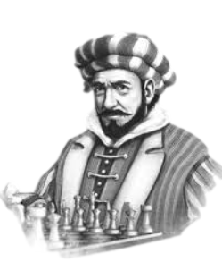 Damiano's Mates: A picture of Pedro Damiano