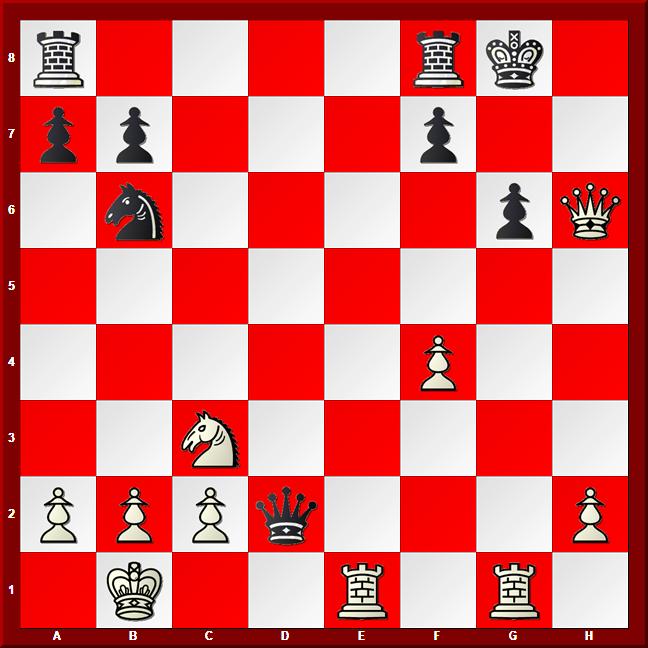 Major Piece Checkmates #6