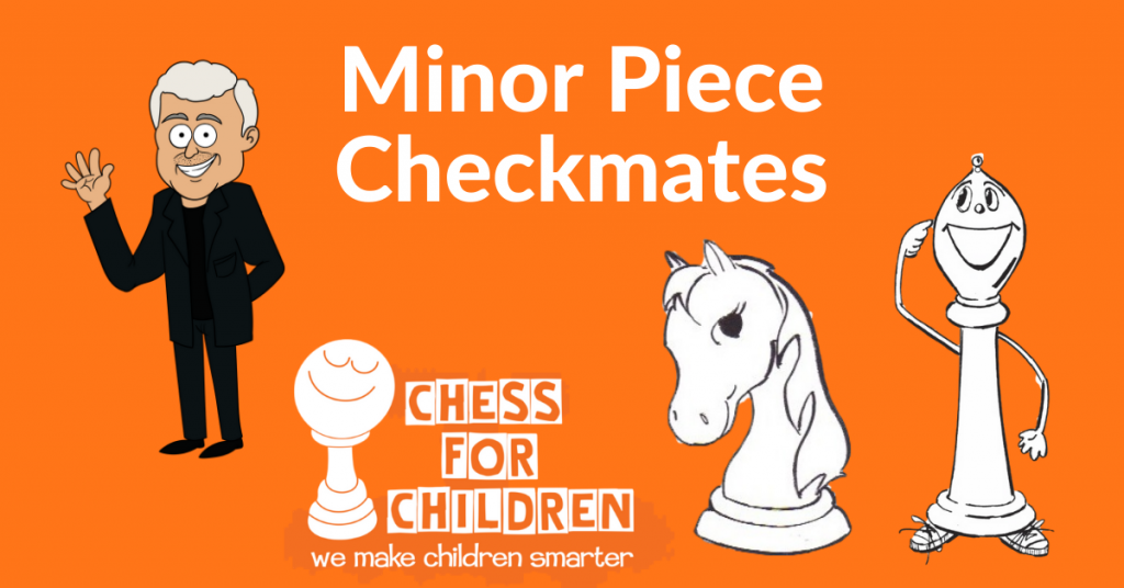 Minor Piece Checkmates with Mr C
